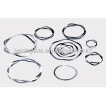 Rondelle ondulée au zinc DIN 137