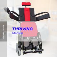 CE! ! Электрическая инвалидная коляска с электроприводом Thr-Fp130