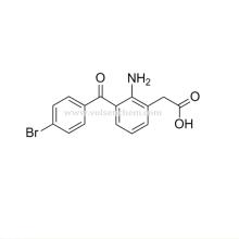 CAS 120638-55-3,Sodium (2-amino-3-(4-bromobenzoyl)phenyl)acetate [Bromfenac Sodium]