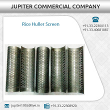 Best Quality Material Made Rice Huller Screen from Trusted Manufacturer