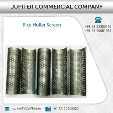 Toutes les tailles et les types d'écran de riz Huller disponibles à prix abordable