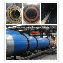 Équipement de séchage de la biomasse de qualité fiable et technique