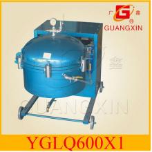 Purificateur d'huile végétale Purificateur d'huile comestible brut Yglq600 * 1