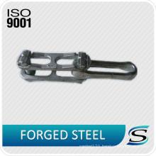 Welded Steel Mill Scraper Chain For Mining Conveyors