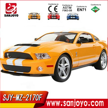 1:14 Ford rc car with steering wheel controller, 2170F kid car, Wholesale RC Cars for sale