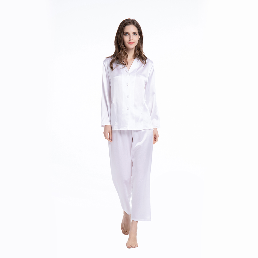 Mulberry Silk Pajama Set