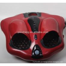 Massajador de pés de pulso com almofadas do elétrodo de aquecimento
