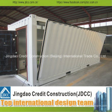 Diseño Flan Automatic Container House