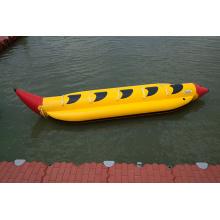 Bateau banane gonflable à vendre bon bateau banane gonflable de l'eau
