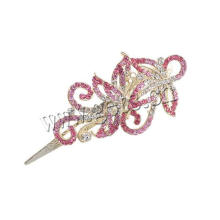 Gets.com zinc alloy gold tie clip with chain