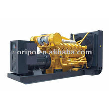 Mundo famoso marca Jichai motor diesel indústria gerador