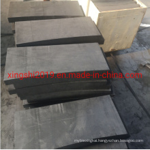 Rotary Kiln Spare Parts Graphite Block and Graphite Block Base for Sale in Cement Plant