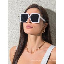 New Fashion Big Frame Retro Sunglasses for Sunshade Glasses
