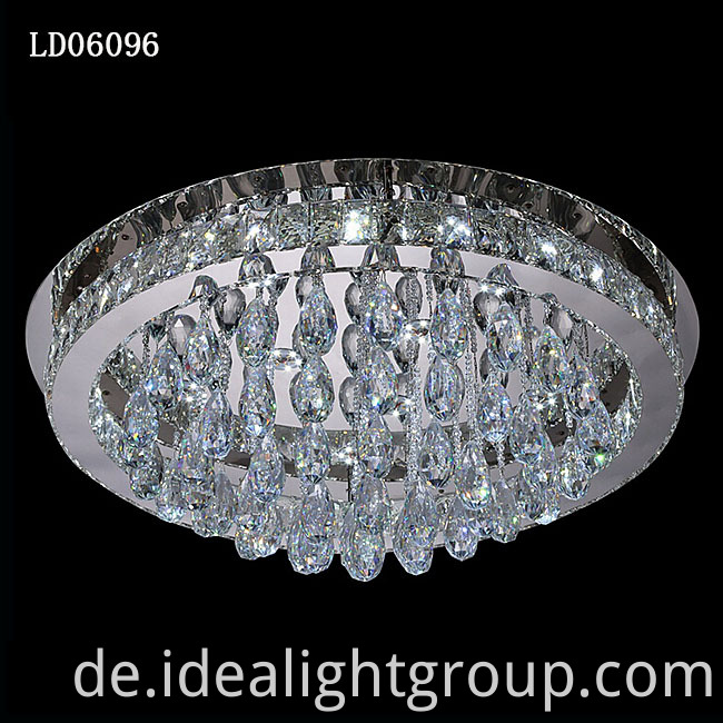 crystal decoration light