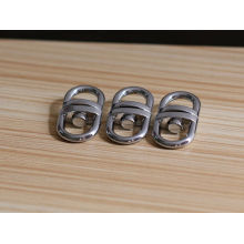 promotional custom belt accessory metal Double snap swivel snap hook for handbag
