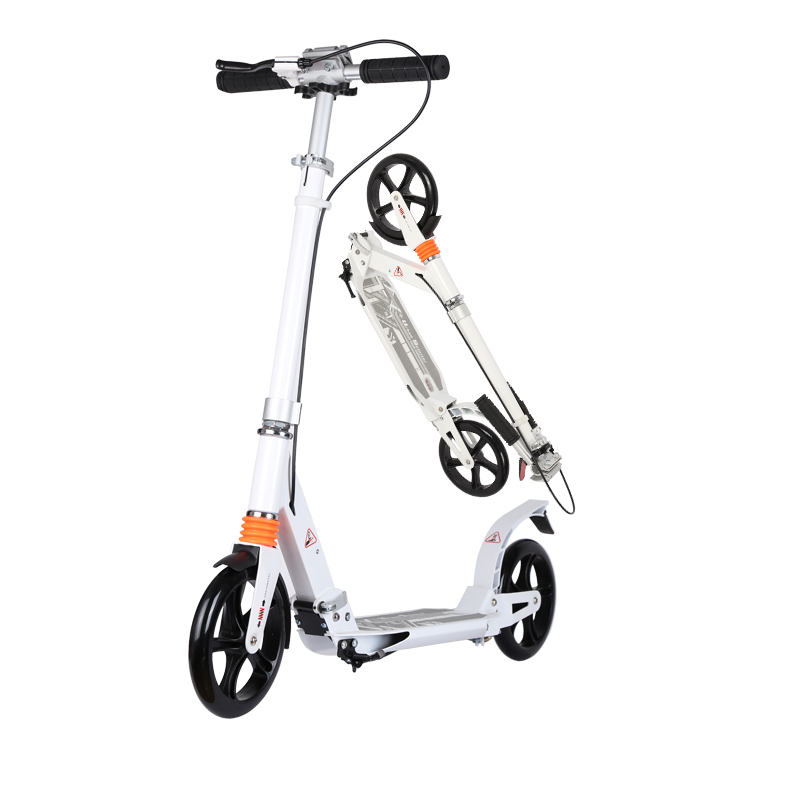 Large Wheel Scooter
