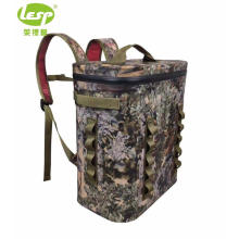 Ultimate 24 -Quart Cooler- Combines Best Qualities of Hard & Soft Collapsible Coolers - Black