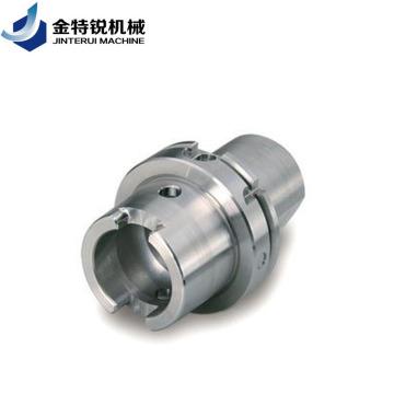 Harteloxiertes Aluminium CNC-Drehteile