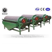 Séparateur magnétique à haute intensité haute efficacité