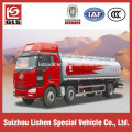 FAW Oil Delivery Transport Petro Fuel Truck