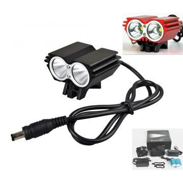 CREE T6 Super Bright Rechargeable bike headlight