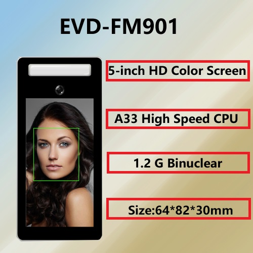 High Pixel Color Screen Face Machine