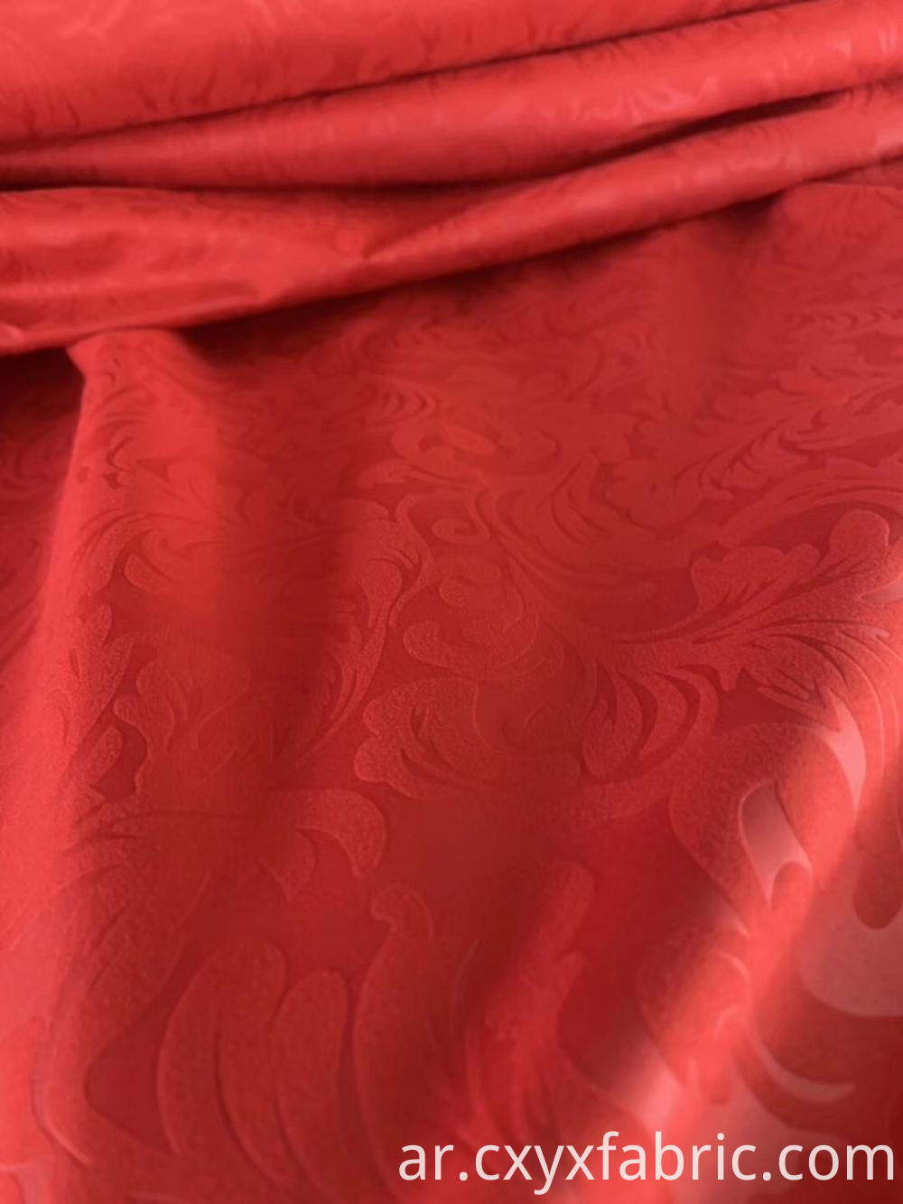 Dyed Emboss Fabric