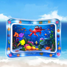 Factory wholesale Baby inflatable water play mat kids&baby tummy time play mat for sale