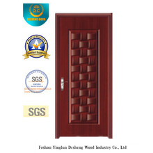 Water Proof MDF Door for Room with Solid Wood (XCL-019)