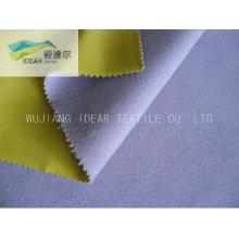 Nylon Ripstop Bonded Polar Fleece with TPU Softshell fabric