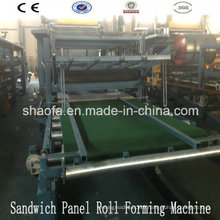 EPS Sandwich Panel Machine (AF-S1000)