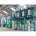 50-200 Tonnen Stahl gerahmte Mühle Mühle Pflanze