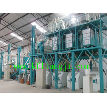 50-200 tonnes d'usine de farines en acier