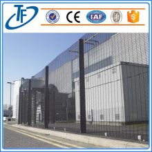 High Security Mesh Panel 358 Fencing