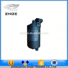 conjunto de filtro de combustible del sistema de combustible para yutong kinglong más