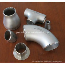 Smls or Weld Butt Weld Stainless Steel Pipe Fittings with PED, TUV
