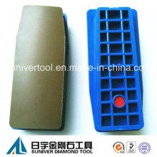 400# смолы алмазный шлифовальный блок для полировки гранитных плит