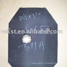 MKSTnij level light weight Bullet Proof Plate//ballistic panel