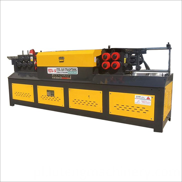 Steel Coil Straightening And Cutting Machine
