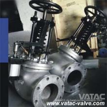 В JIS станд Литое железо/литая сталь wcb/ЛДСП/cf8/шариковый клапан cf8m/лм cf3/CF3m аварийный запорный Клапан