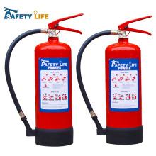 Extintor de fogo do pó do ABC do padrão do UL / extintor de incêndio do abc