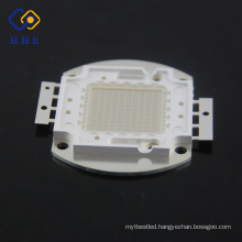 China High Power 100 Watt led in blue color