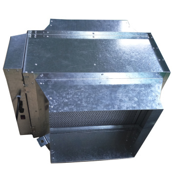 air and surface sterilisation system