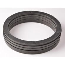 Mechanical Cylinder V Textile Rubber Seal