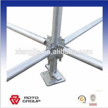 AS1576 Modular Kwikstage Scaffold Piezas-Vertical Estándar