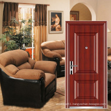 iron material stainless steel entry door