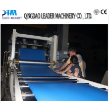 Plastic Single Layer or Multi Layer Sheet Extrusion Line