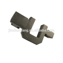 Customized CNC machining ductile iron precision casting part