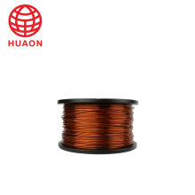Bobina de cobre Imán Cable de soldadura Rollo de alambre esmaltado