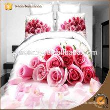 3d printed bedding set all sizes,polyester bedding set